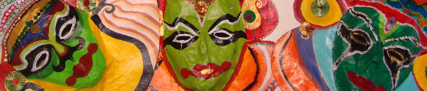 Impact Art work - Art for Akanksha